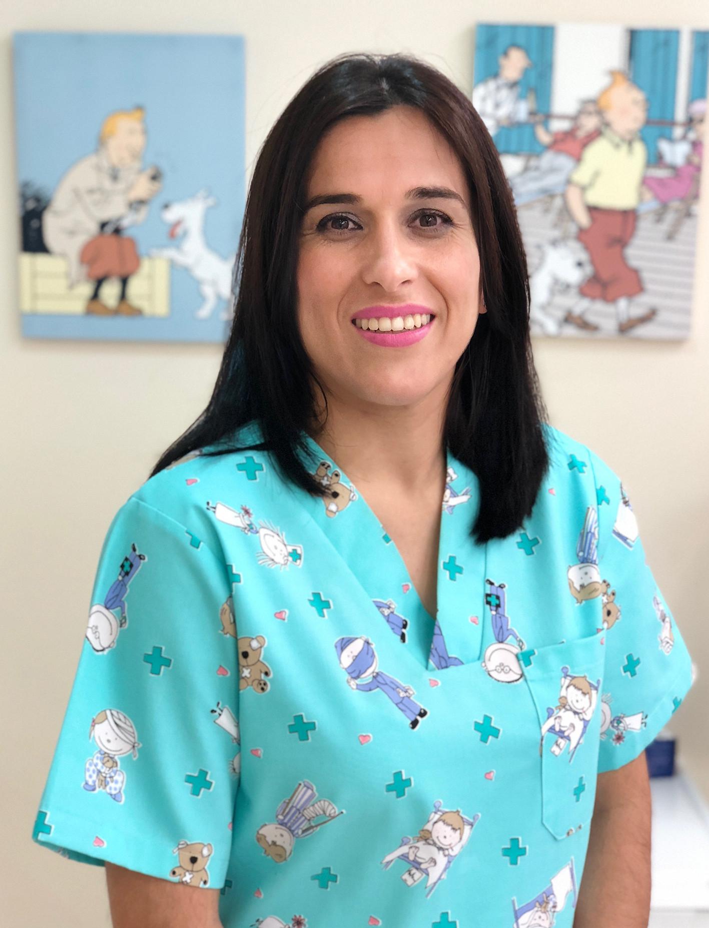 Equipo Humano Ortodoncia Encinas personal auxiliar