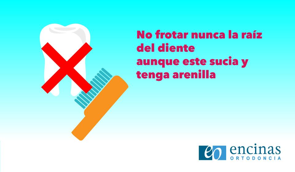 Avulsión Dental -Ortodoncia Encinas- Qué NO Hacer