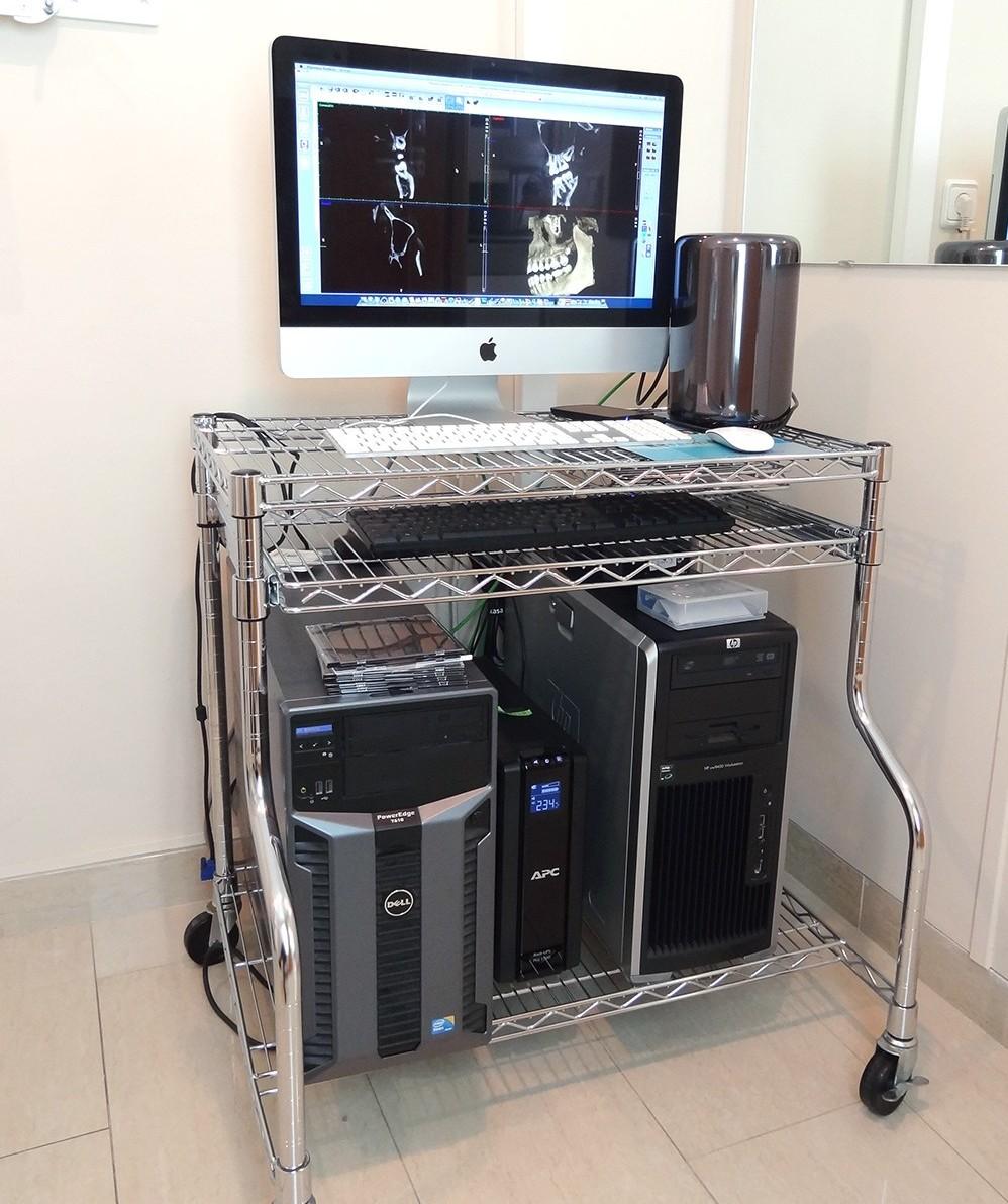 Diagnóstico 3D - Radiografía 3D