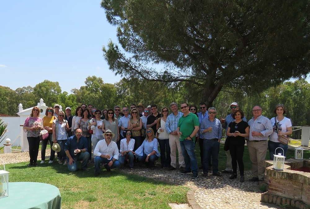 30 aniversario VIII Promoción Facultad de Medicina de Badajoz